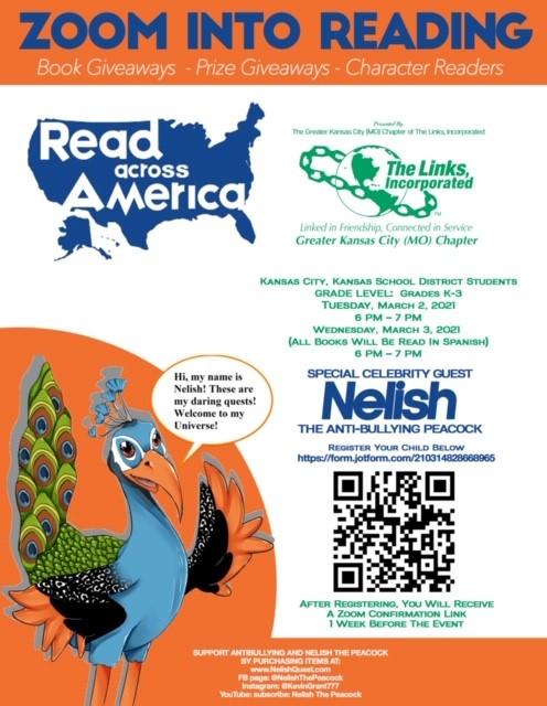Read Across America flyer