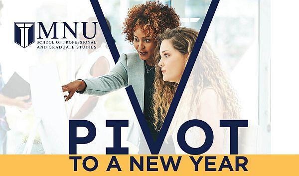 Pivot to a New Year